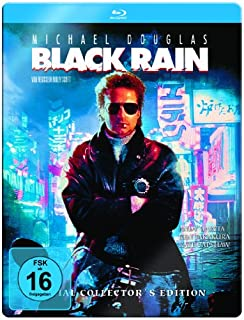 Black Rain (limited Steelbook Edition) [Blu-ray]