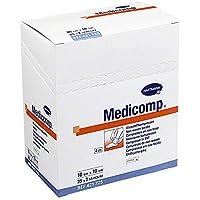 Medicomp Kompressen 10x10 cm Steril, 25X2 St preisvergleich bei billige-tabletten.eu