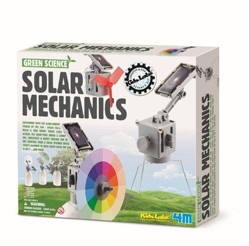 4M 68176 - Green Science Solarenergie - Solar Mechanics