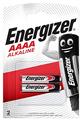 Energizer-Miniatur Alkali Spezialbatterie AAAA, 2 Stück