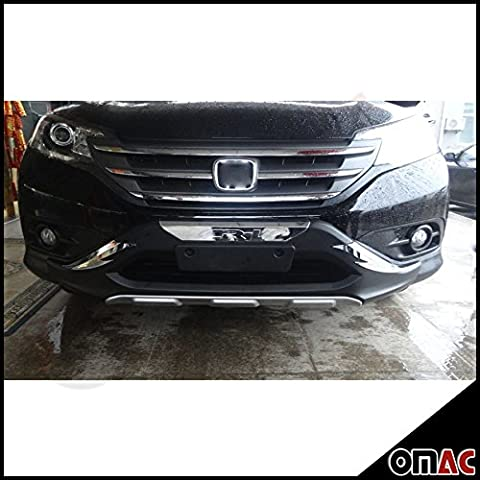 ABS diffusore paraurti 2pezzi anteriori/posteriori per Honda CR-V 2012–2014