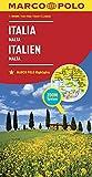 MARCO POLO Länderkarte Italien 1:800 000: Malta: Wegenkaart 1:800 000 (MARCO POLO Länderkarten) - Collectif