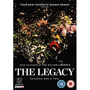 The Legacy: Season 1 & 2 [DVD]