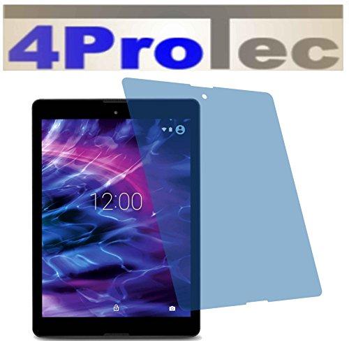 4ProTec 2X ANTIREFLEX matt Schutzfolie für Medion Lifetab P9702 Premium Displayschutzfolie Bildschirmschutzfolie Schutzhülle Displayschutz Displayfolie Folie