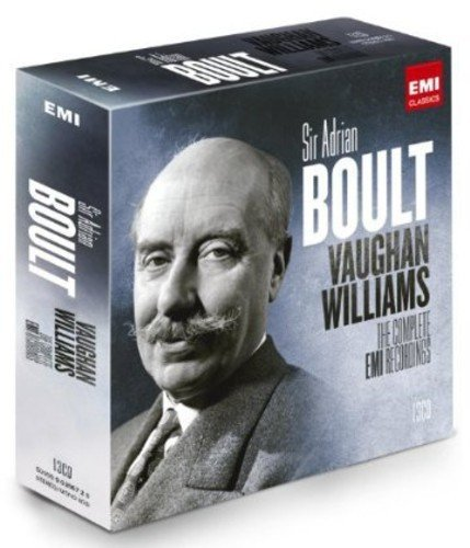 Classic CD, Vaughan Williams - The Complete EMI Recordings Conducted by Adrian Boult) [13CD Boxset][002kr] (Vaughan Williams London Symphony)