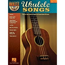 Hal Leonard Ukulele Songs-Ukulele Play-Along Volume #13 (Book and CD)