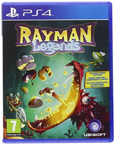 Rayman Legends - PlayStation 4 (PS4) Deutsche Sprache