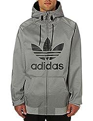 adidas Herren Grley Soft Shell Sweatshirt