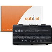 subtel® baterias portatiles para Packard Bell EasyNote MX35 / MX36 / MX37 / MX45 / MX51 / MX52 / MX61 / MX65 / MX66 / MX67 (4400mAh) - A32-T12 / A32-T12J / A32-X51