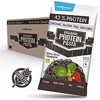 maxsport Nutrition 42% de protéines Organic Bio sans gluten High Fibre Protéines Pâtes 10Pack–10x 200g