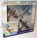 corgi classic battle of britain july - october 1940 fighter set diecast model