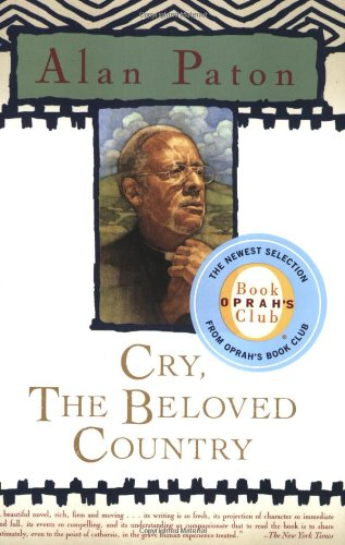 Book cover for Cry, the Beloved Country