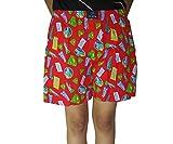 Goodluck Cotton Shorts Size: XXL Waist S...