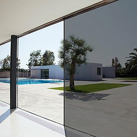 Lifetree Reflective Window Film One Way Mirror Film Solar Control Window Film 60*200cm