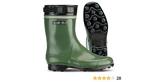 Nokian Footwear Gummistiefel Trimmi Outdoor Grün Größe 48 400 06 48 Schuhe Handtaschen