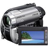 """Sony DCR-DVD450E DVD-Camcorder (DVD, 60-fach optischer Zoom, 16 GB interner Speicher, 2,7"""" Display, Bildstabilisator, Touchscreen) silber"""