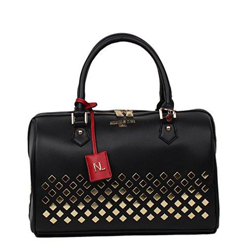 nicole-lee-rowan-diamond-studded-boston-bag-black