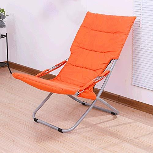 FuweiEncore Einfache und kreative Lounge Chairs, Klapp tragbare Lounge Chairs, Sonnenliegen, (Farbe:...