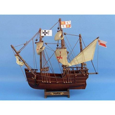 Pinta 12 - Pinta - Model Ship Wood Replica -