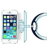 iPhone 5/5S/SE/5C - Film protection écran en verre trempé avec le Filtre Lumière Bleue NOV@GO