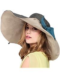 Maitose Trade  Women s UV Sun Protection Beach Wide Brim Fishing Hat ab21ed1c67da