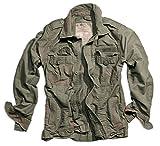 Trooper - Jacket Heritage Vintage - Olive, L