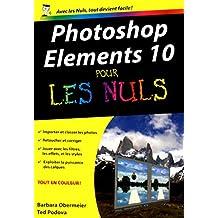 Photoshop Elements 10 Poche pour les nuls