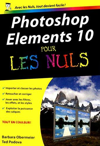 Photoshop Elements 10 Poche pour les nuls par Barbara OBERMEIER