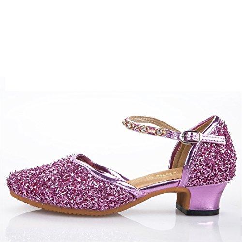 WXMDDN Ladies'Shoes Ballet Danse Chaussures Tango Gymnastique Jazz Danse Chaussures Baskets Chaussures Pratique Chaussures de Danse pour Les Filles Femmes