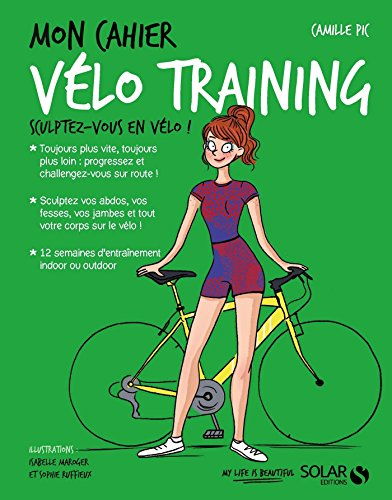 Mon cahier Vlo training