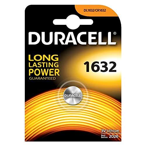 20 Lithium 1632 Knopfzellenbatterie, B1 Orange/Schwarz ()