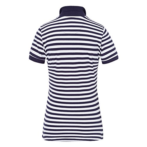 Gaastra Damen Polo Shirt Royal Sea Navy