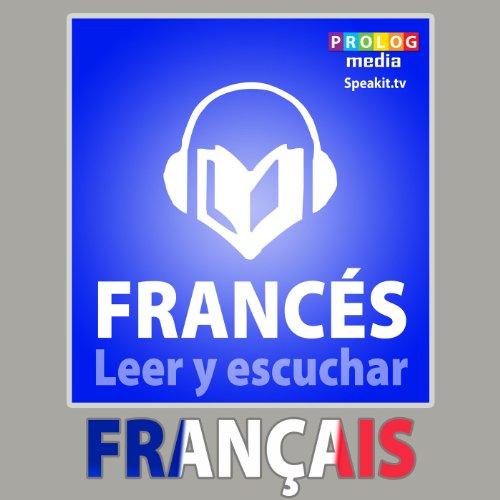 Francés - Libro de frases   Leer y escuchar (54003) (Series para leer y escuchar) por PROLOG Editorial