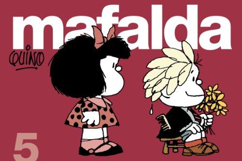 Mafalda 5 por Quino