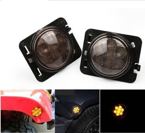 led-lights-side-maker-pour-jeep-wrangler-ambre-avant-fender-flares-parking-turn-lamp-bulb-indicateur