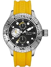 Nautica Herren-Armbanduhr A15107G