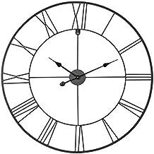 Horloge murale fer forge for Grande horloge murale fer forge