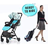[Sponsored]R For Rabbit Pocket Stroller Lite - The Most Portable Baby Stroller And Pram With No Installation (Blue)