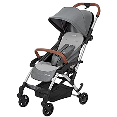 maxi-cosi 1232712110Laika–Compacto nevera cochecito Ideal para viajes–Ligera, compacta y flexible, Gris
