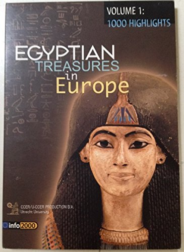 Egyptian Treasures in Europe: 1000 Highlights
