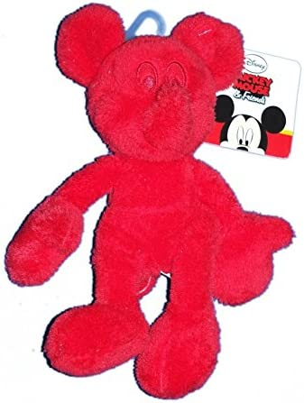 Doudou Doudou Doudou Peluche Mickey Mouse and Friends rouge - NICOTOY Simba - 587/9229 | Durable  fdcfcd