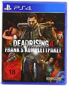 Dead Rising 4: Franks Komplettpaket (100% UNCUT) [PlayStation 4]