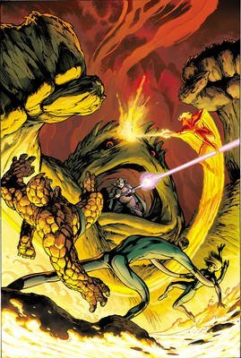 [Fantastic Four: v. 2] (By: Jonathan Hic...