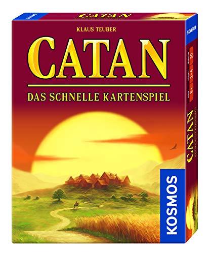Catán, Juego de Cartas