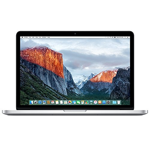 Apple  MF839B/A 13-Inch MacBook Pro with Retina Display (Intel Core i5 2.7 GHz, 8 GB RAM, 128 GB SSD, OS X Yosemite) image