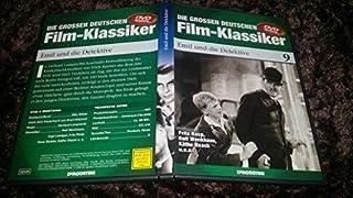 Emil und die Detektive mit Fritz Rasp, Rolf Wenkhaus, Käthe Haack u.v.a. (sehr seltene Ausgabe)