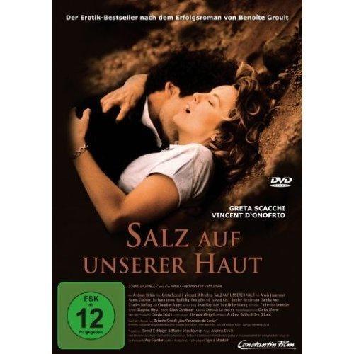 Preisvergleich Produktbild Salz auf unserer Haut [German Import] by Greta Scacchi