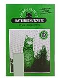 Kramer's Katzenschutznetz, 6 x 2,5 m, 3,5 x 3,5 cm Maschenweite, transparent
