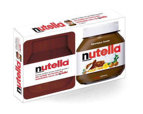 Kit Nutella: Incluye un libro con las mejores recetas + Un molde en forma del inimitable tarro de nutella (Kit (cupula))