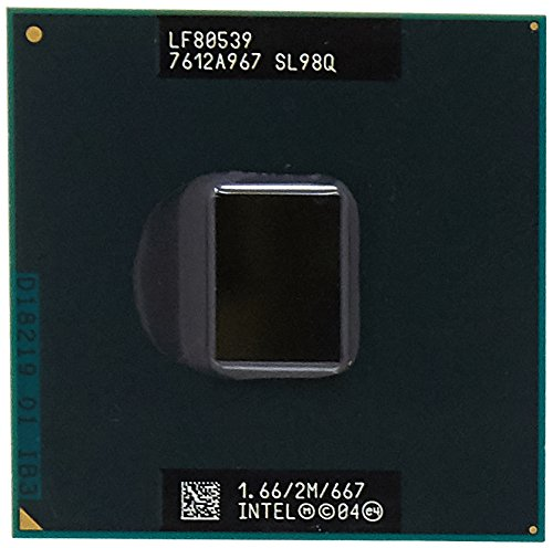 Intel Dual-Core Xeon® processor 1.67GHz FSB 667 Mhz 2 MB